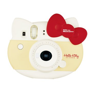 FUJIFILM 富士軟片 mini  Hello Kitty復刻版/紅 立可拍(福利品出清)