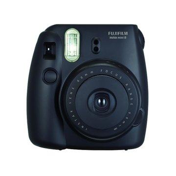 FUJIFILM 富士軟片 立可拍INSTAX MINI-8S 黑(福利品出清)