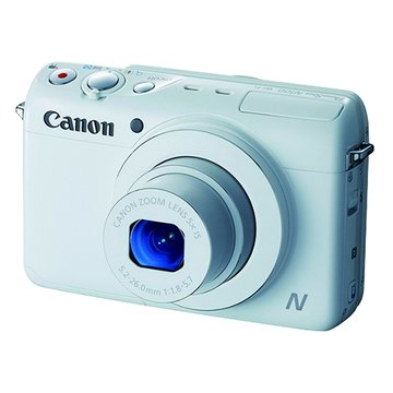 Canon 佳能 POWERSHOT N100白31,210萬畫素(福利品出清)