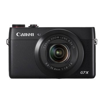 Canon 佳能PowerShot  G7X黑3