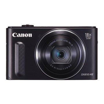 Canon 佳能 PowerShot SX610 HS 黑 類單眼相機(福利品出清)