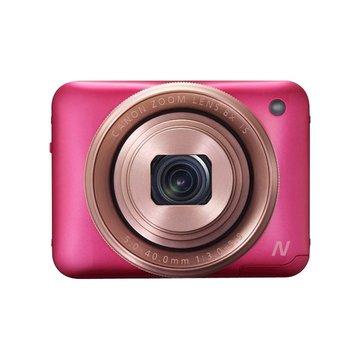 Canon 佳能PowerShot N2粉2.8