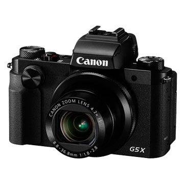 Canon 佳能PowerShot G5X 黑3