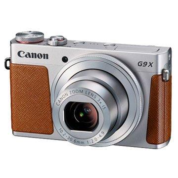 Canon 佳能PowerShot G9X 銀3