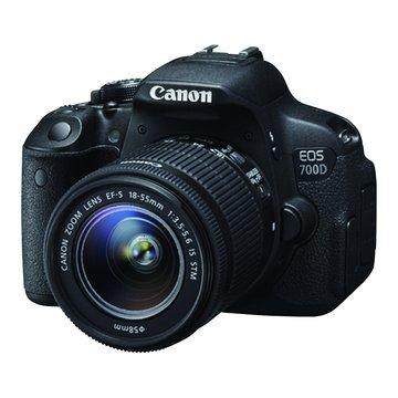Canon 佳能 700D KIT(18-135mm) 單眼相機(福利品出清)