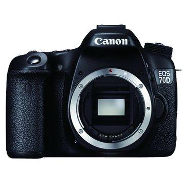 Canon 佳能70D 單機身 單眼相機