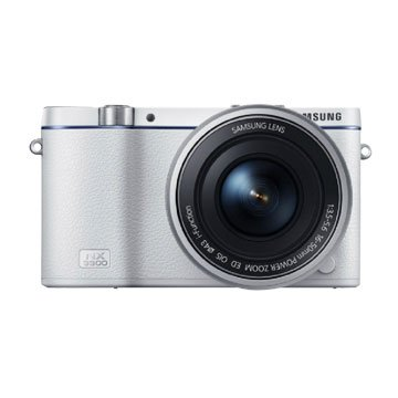 SAMSUNG 三星 NX3300(16-50mm PZ+Flash)白 單眼 D(福利品出清)