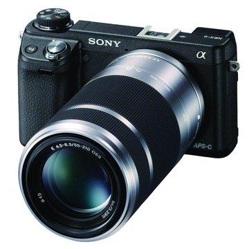SONY 新力牌 NEX-6Y/BQ黑 雙變焦組 單眼相機(福利品出清)