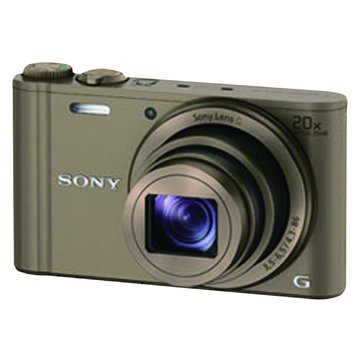 SONY 新力牌 DSC-WX300/T棕/20X 類單眼相機(福利品出清)