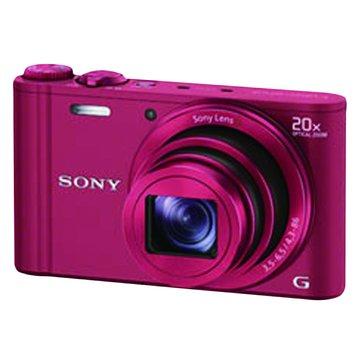 SONY 新力牌 DSC-WX300/R紅/20X 類單眼相機(福利品出清)