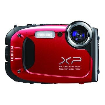 FUJIFILM 富士軟片 XP60紅2.71600萬 防水相機(福利品出清)
