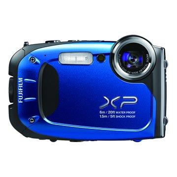 FUJIFILM 富士軟片 XP60藍2.71600萬 防水相機(福利品出清)