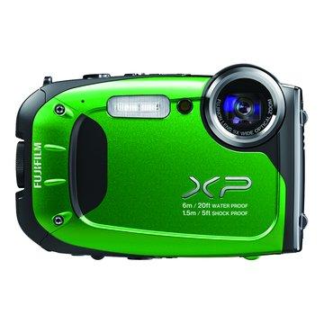 FUJIFILM 富士軟片 XP60綠2.71600萬 防水相機(福利品出清)