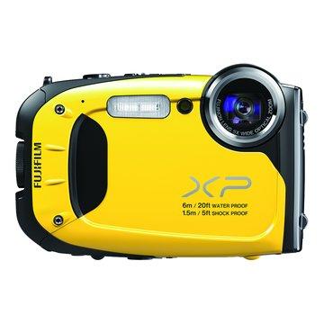 FUJIFILM 富士軟片 XP60黃2.71600萬 防水相機(福利品出清)