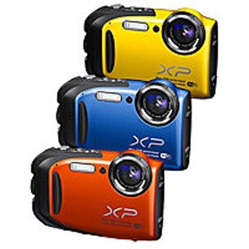 FUJIFILM 富士軟片 X-70黃 2.71600萬 防水相機(福利品出清)