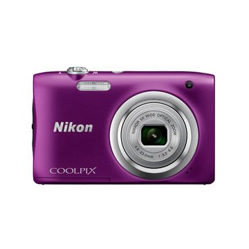 NIKON 尼康A100 紫 3