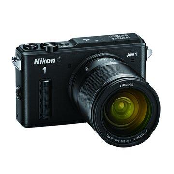 NIKON 尼康AW1(11-27.5mm)黑 防水 輕單眼相機