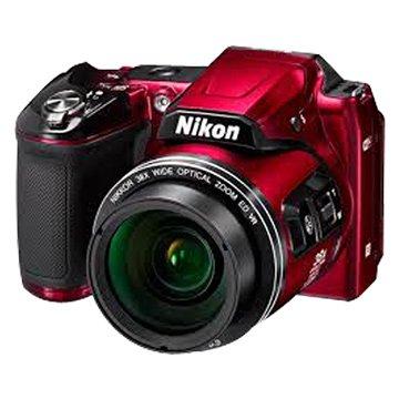 NIKON 尼康P610 紅3