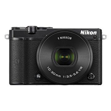 NIKON 尼康J5 (10-30mm)黑 輕單眼相機(星光折扣)