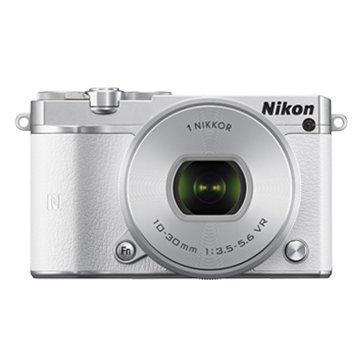 NIKON 尼康 J5(10-30mm)白 輕單眼相機