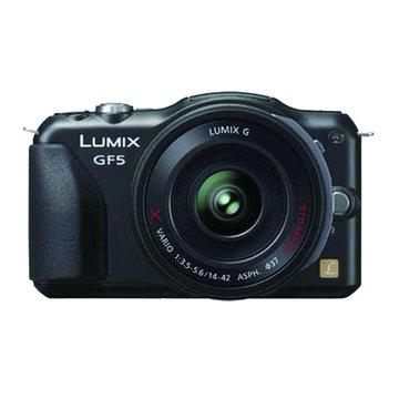 Panasonic 國際牌 DMC-GF5X-K黑 X鏡組 單眼相機(福利品出清)