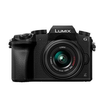 Panasonic 國際牌 DMC-G7K-K黑 14-42mm 輕單眼相機
