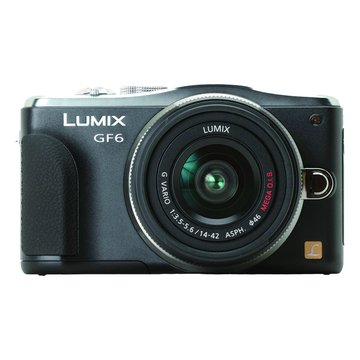Panasonic 國際牌 DMC-GF6K-K黑/變焦鏡組 輕單眼相機(福利品出清)