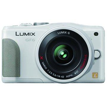 Panasonic  國際牌DMC-GF6K-W/白/變焦鏡組 輕單眼相機(福利品出清)