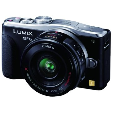 Panasonic 國際牌 DMC-GF6X-K/黑/X鏡組 輕單眼相機(福利品出清)
