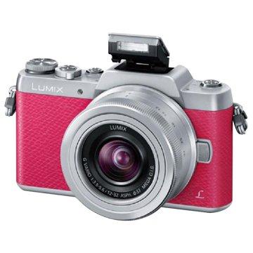 Panasonic 國際牌 DMC-GF7X-P粉 X鏡組 輕單眼相機