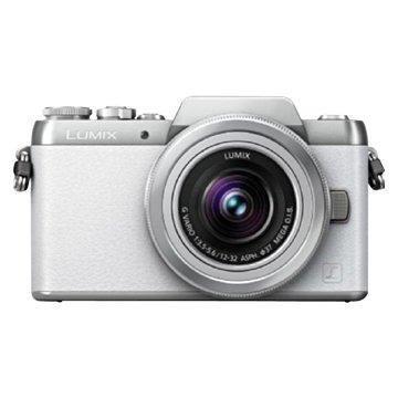 Panasonic 國際牌 DMC-GF7X-W白 X鏡組 輕單眼相機