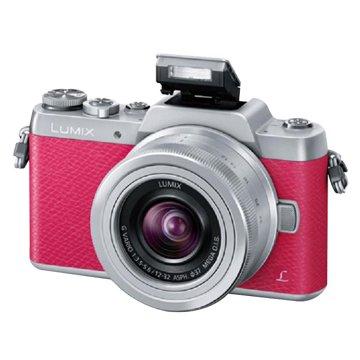 Panasonic 國際牌 DMC-GF7K-P粉 K鏡組 輕單眼相機(福利品出清)
