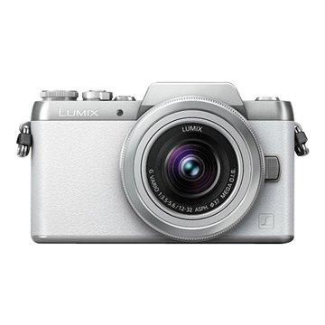 Panasonic 國際牌 DMC-GF7K-W白 K鏡組 輕單眼相機(福利品出清)