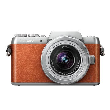Panasonic 國際牌 DMC-GF8K-D橘 輕單眼相機