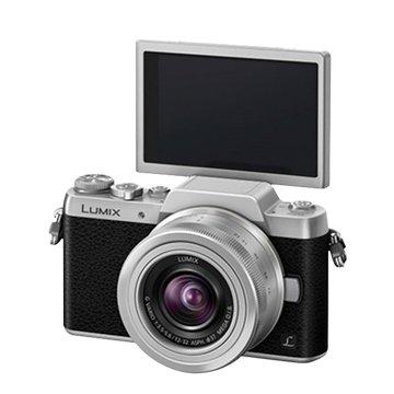 Panasonic 國際牌 DMC-GF8K-S 銀黑 輕單眼相機