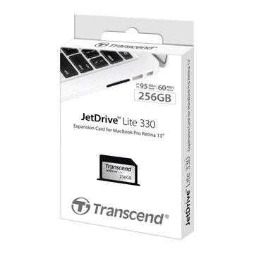 Transcend 創見 JetDrive Lite330 256G Mac NB擴充卡
