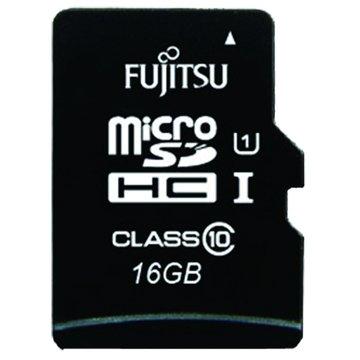 FUJITSU 富士通 Micro 16G UHS-I記憶卡