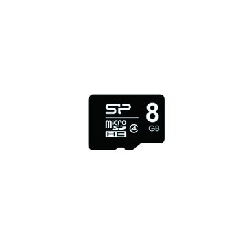 SILICON POWER Micro SDHC 8G C4記憶卡