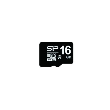 SILICON POWER Micro SDHC 16G C4記憶卡