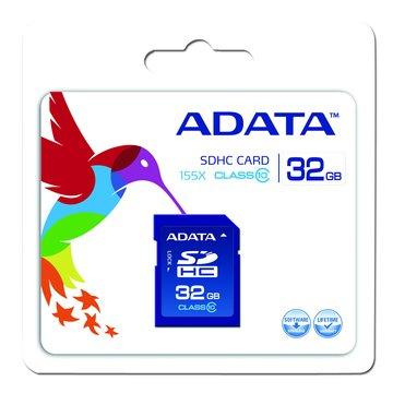 ADATA 威剛 SDHC 32G CL10記憶卡