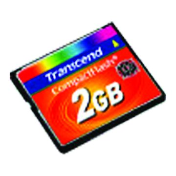Transcend 創見CF 2G(133X)記憶卡