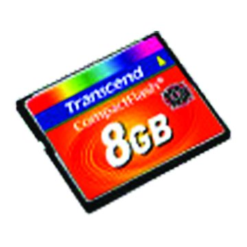 Transcend 創見CF 8G(133X)記憶卡