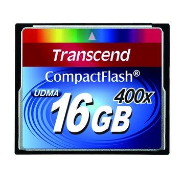 Transcend 創見CF 16G(400X)記憶卡