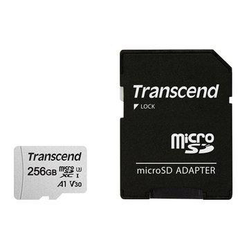 Transcend 創見300S Micro SDXC 256G UHS-I U3 V30 A1