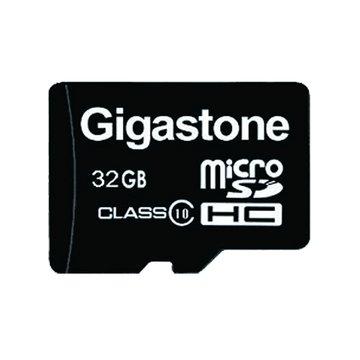 Gigastone 立達 Micro 32G CL10附轉卡記憶卡