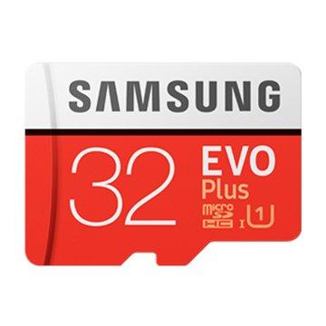 SAMSUNG 三星EVO Plus Micro SDHC 32G UHS-I U1 C10