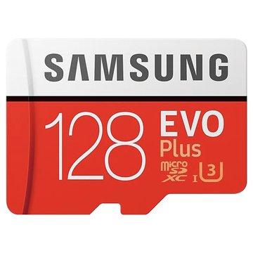 SAMSUNG 三星 EVO Plus micro SDXC 128G U3記憶卡