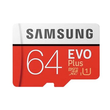 SAMSUNG 三星EVO Plus microSD 64G U1記憶卡