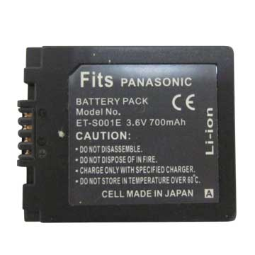 Panasonic 國際牌 ET-S001E副電(F1/FX5)