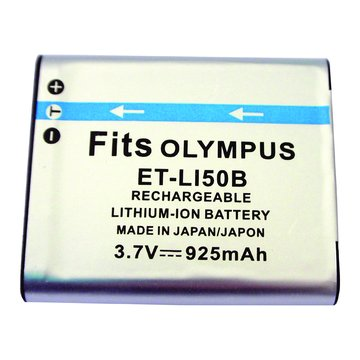 CASIO 卡西歐NP-150/ET-LI50B 副廠電池